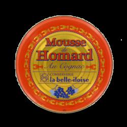 MOUSSE DE HOMARD AU COGNAC La Belle-iloise