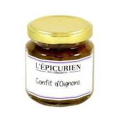 Confit d'oignons 110 g l'épicurien