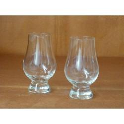 6 Verres whisky Glencairn 19 cl