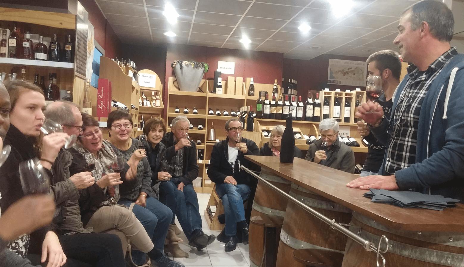 Participez aux soirées dégustation Confidences des vignobles !