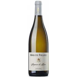 MAS DE FIGUIER Seigneur de Leuze AOC Coteaux du Languedoc Vin Blanc Bio