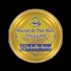 MOUSSE DE THON BLANC AU BASILIC La Belle-iloise