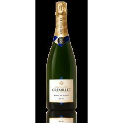 Champagne Gremillet Brut Blanc de Blanc