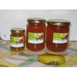 Gelée de jus de pomme BIO - La Belle Vilaine -