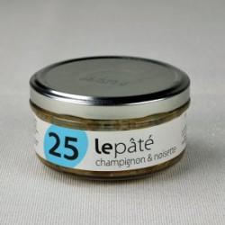 Pâté Breton Champignon Noisette