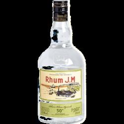 Rhum Agricole Blanc JM AOC Martinique