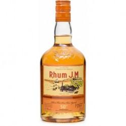 Rhum Agricole Paille JM AOC Martinique