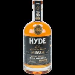 WHISKY HYDE n°6 - Single grain finition sherry.