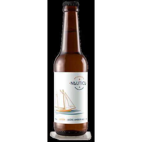 KETCH Amber ale - Brasserie Nautica