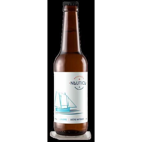 LOUGRE Witbier - Brasserie Nautica