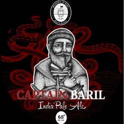 Captain Baril 33 Cl - Brasserie du Baril