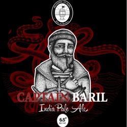 Captain Baril 33 Cl - Brasserie du Baril
