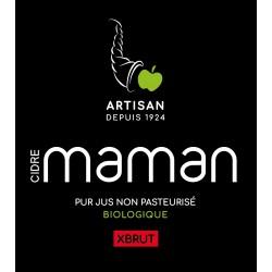 Cidre Michel Maman - XBRUT