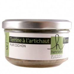 Terrine à l'Artichaut - Henriette
