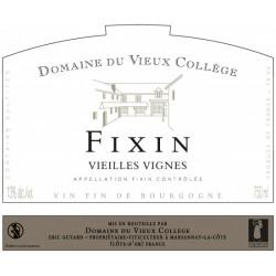 FIXIN Vieille Vignes - Domaine du Vieux Collège