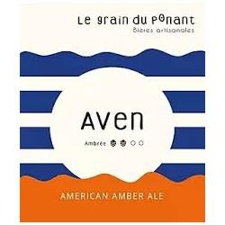 L'AVEN 33 Cl - Brasserie du Grain du Ponant