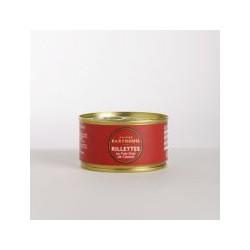 Rillettes au foie gras de canard - Maison BARTHOUIL