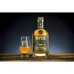 WHISKY HYDE n°3 - Single grain finition bourbon.