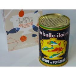 Soupe de poissons Bretonne - La belle-iloise