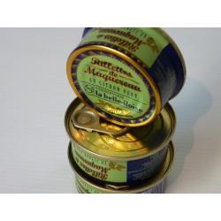 Rillettes de maquereau au citron vert - La belle-iloise